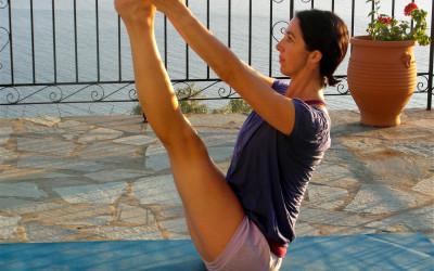 Iyengar Yoga with Sarah (*term time)