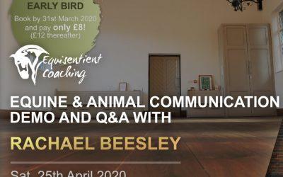 Equine & Animal Communication Demo